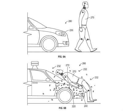 グーグルカーの安全対策