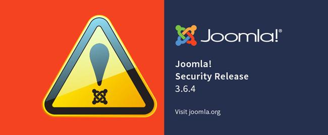 Joomla3.6.4