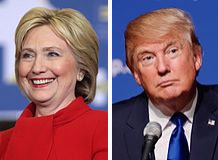 アメリカ大統領選挙 候補者