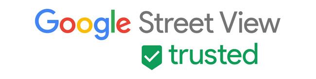 Googleストリートビュー 認定バッジ