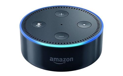 Amazon Echo Dotの特徴