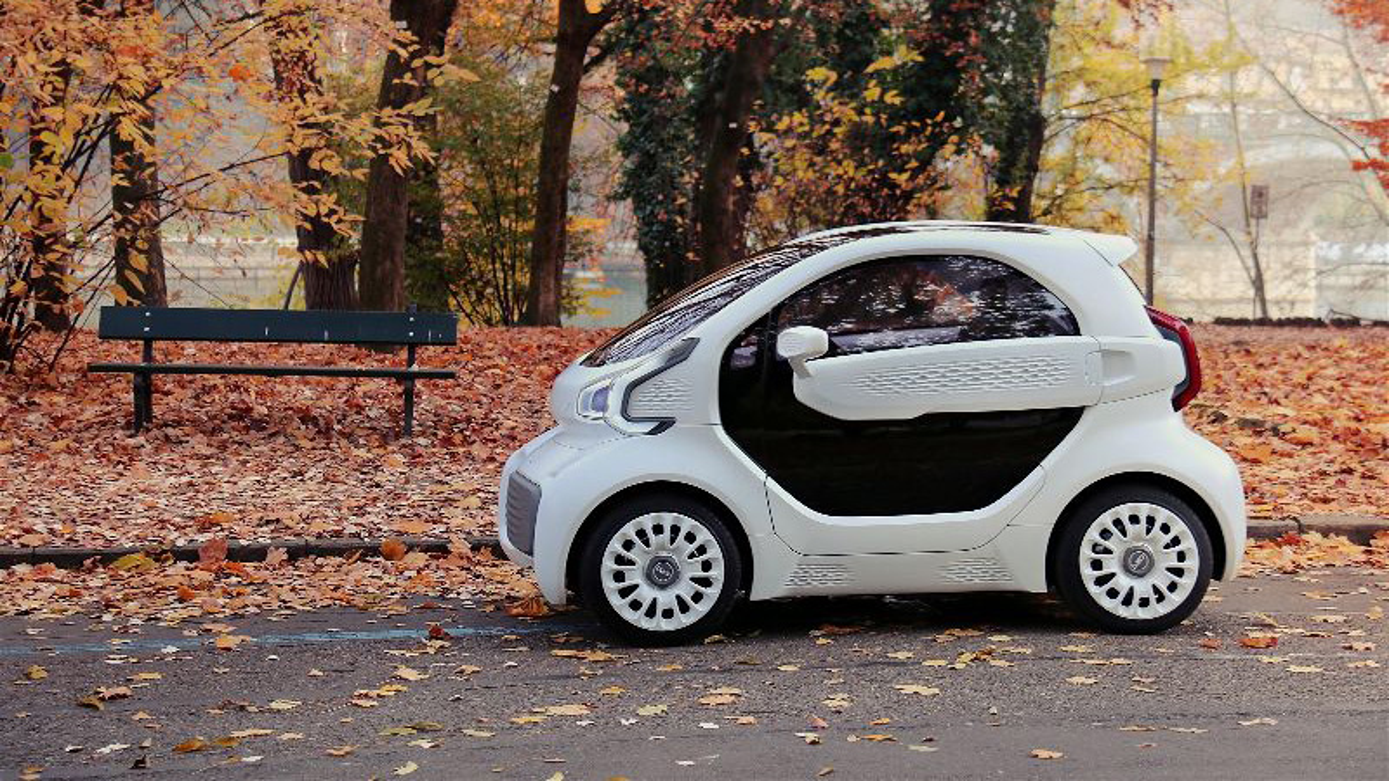 電気自動車「LSEV」