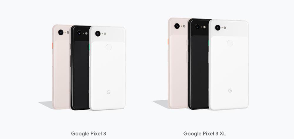 Pixel 3/XL