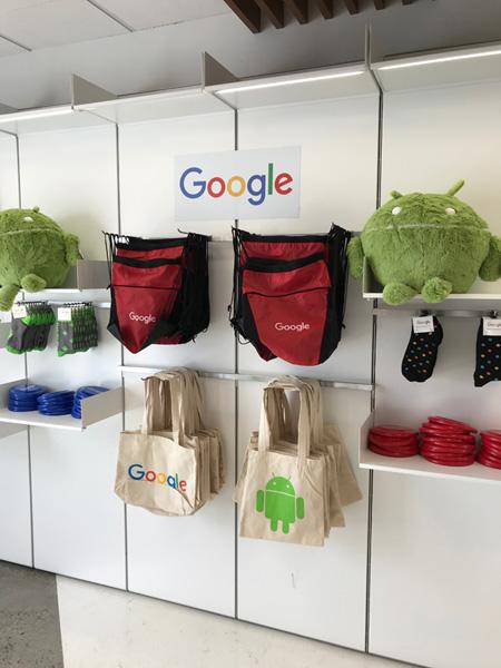 Google Merchandise Storeで販売しているグッズ