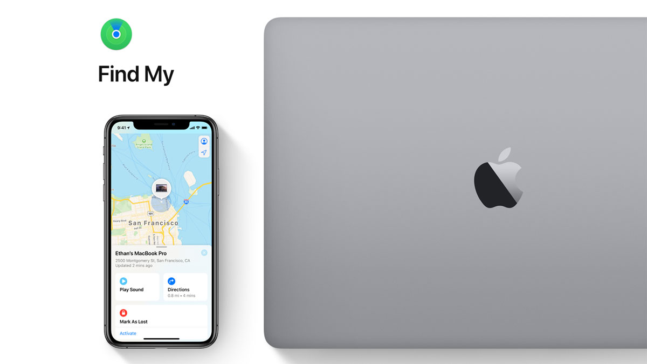 オフラインのMacやiPhoneが探せる「Find My」とは