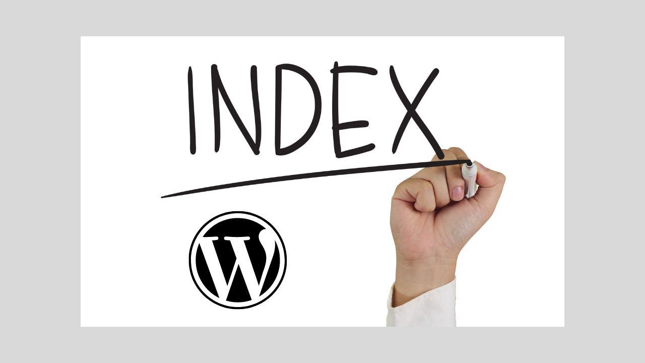 WordPressの「検索エンジンがサイトをインデックスしないようにする」にチェックを入れるとインデックスされる