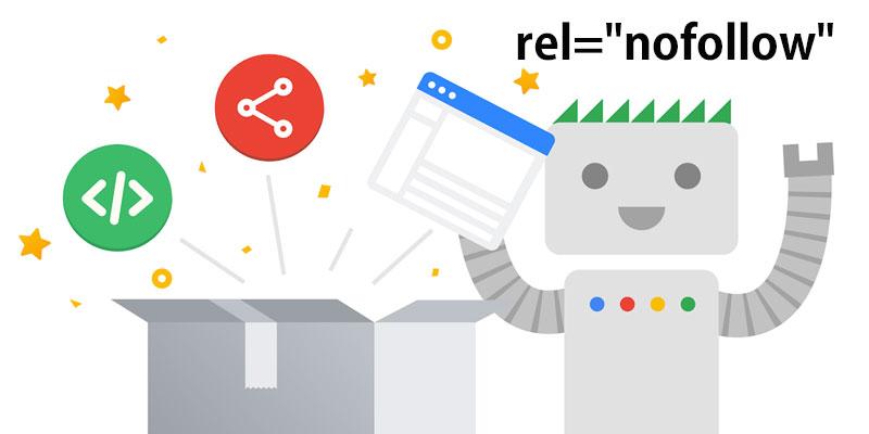 Googlebot、nofollow
