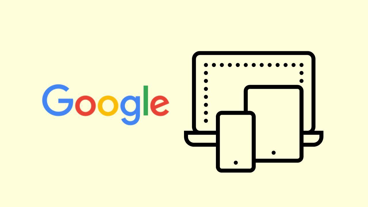 Googleアカウントにログインしている端末のアクセス権を削除する方法
