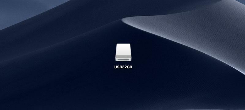 macOS Catalina、インストール用USBメモリを作成
