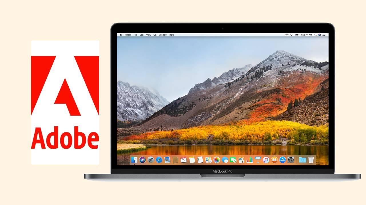 macOS Catalinaを搭載したMacで、Adobe CSシリーズを使う方法