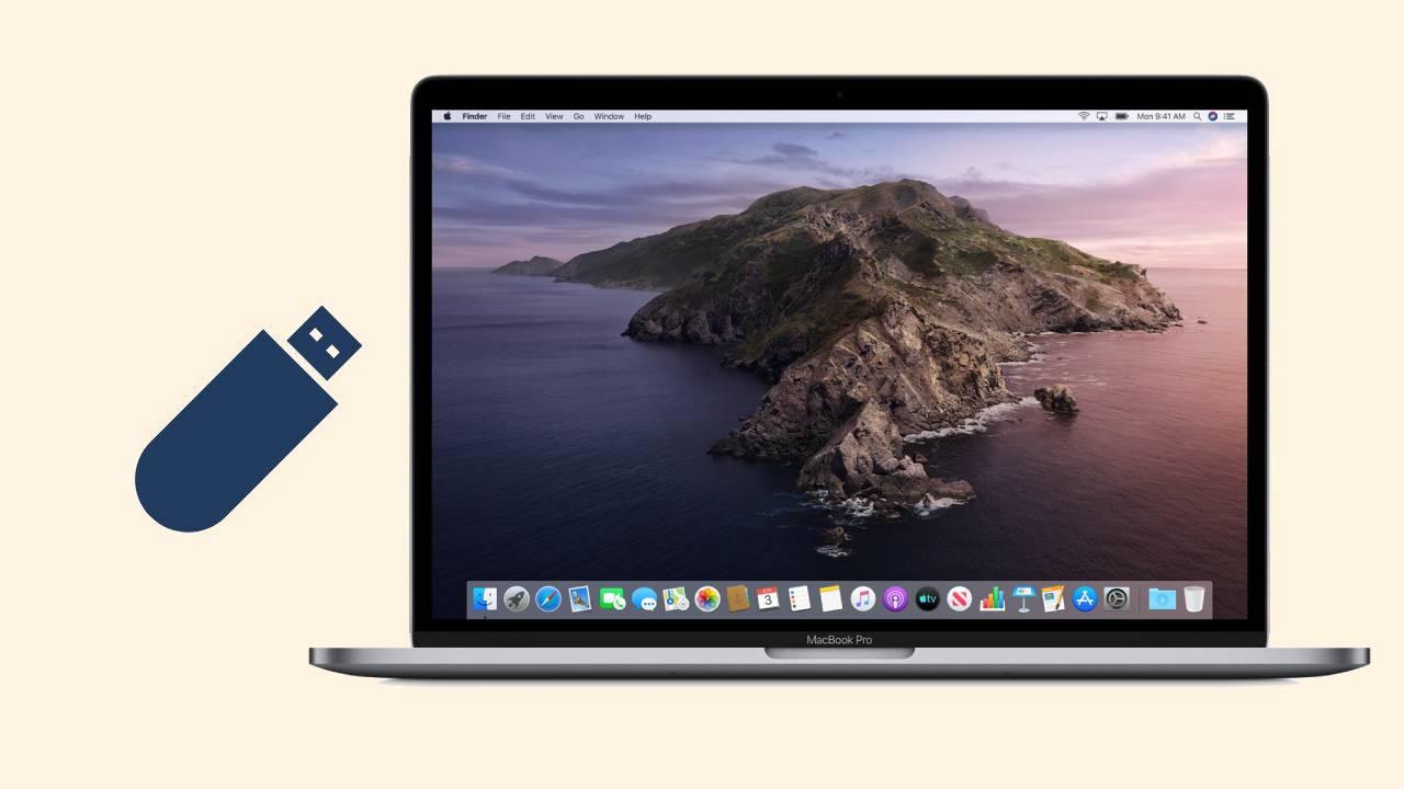 USBメモリからmacOS Catalinaをクリーンインストールする手順