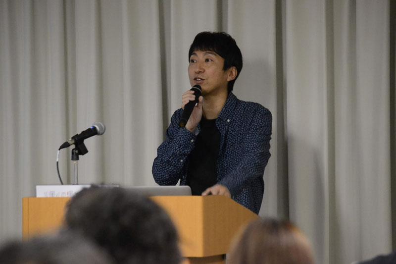 伊藤亜津佐、a2iで講演